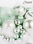 Frozen Mint: Pastellige Mint-Töne