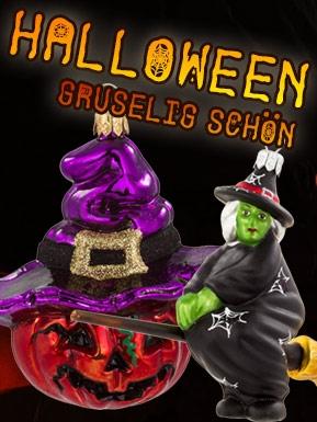 Halloween - gruselig schön