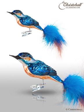 Vögel mit Clip