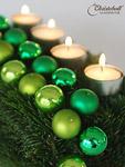 Evergreens: leuchtende Grün-Töne