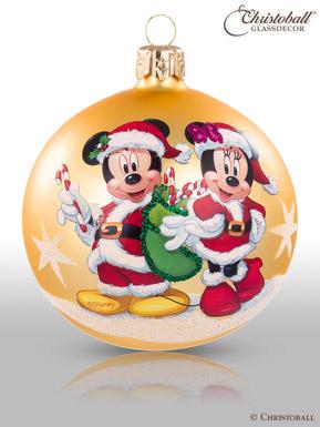 Christoball weihnachtskugeln christbaumkugeln for Disney weihnachtskugeln