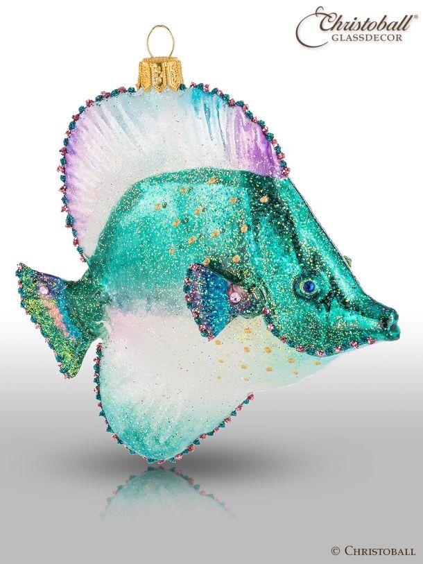 Weihnachtsform - Tropischer Fisch Coral-Edition