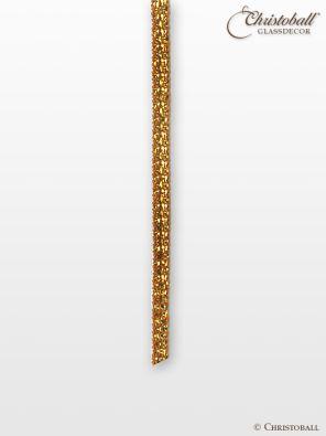 Lurexband, 3mm breit, Kupfer