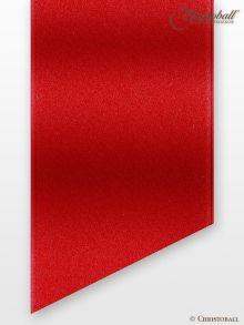 Satinband 40mm Rot