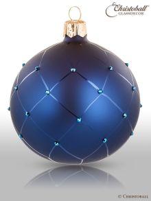 Coco´s Christbaumkugel Nachtblau