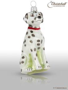 Weihnachtsform Hund Dalmatiner