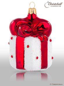Weihnachtsform Holly Päckchen