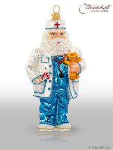 Christoball Weihnachtsform Arzt