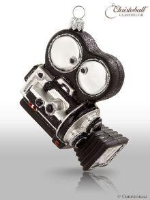 Christoball Weihnachtsform Filmkamera