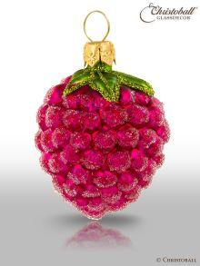 Christoball Weihnachtsform Himbeere