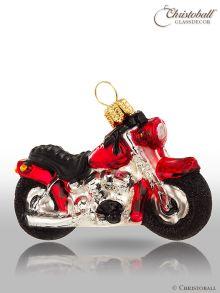 Christoball Weihnachtsform Motorrad