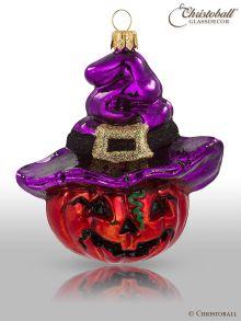 Weihnachtsform Halloween Kürbis-Kopf
