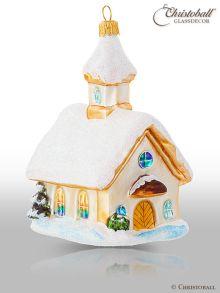weihnachts-Form Alpen-Kapelle / Kirche