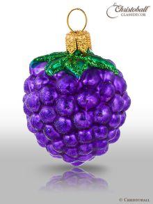 Christoball Weihnachtsform Brombeere