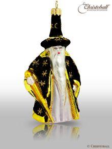 größere Formen Weihnachtskugel Magier