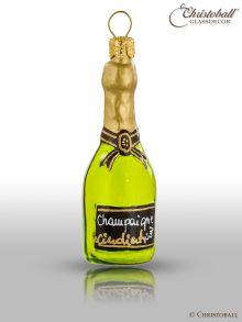 Weihnachtsform - Champagner