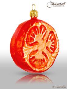 Weihnachtsform - Tomatenscheibe