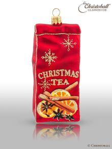 Weihnachtsform - Teetüte