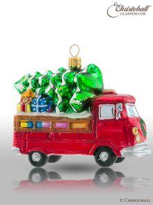 Weihnachtsform Mozzarella
