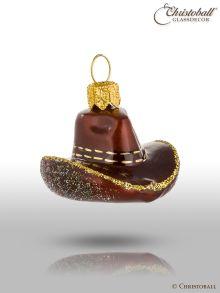 Weihnachtsform - Cowboy-Hut