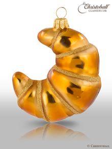 Weihnachskugel Croissant