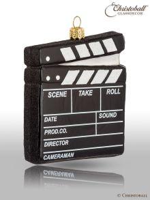 Weihnachtsform - Filmklappe