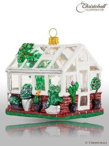 Weihnachtsform - Gewächshaus, Glashaus