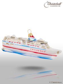 Weihnachtsform - Kreuzfahrtschiff