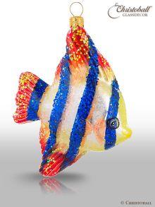 Christoball Weihnachtsform Skalar Fisch