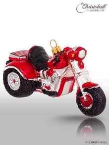 Weihnachtsform - Motorrad Trike