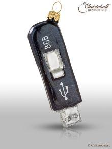 Weihnachtsform - USB-Stick