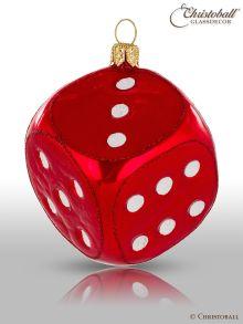 Weihnachtsform - Spiel-Würfel