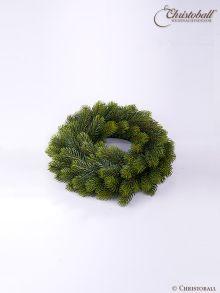 Tannenkranz 20cm grün