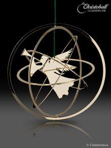 Metallkunst Engel