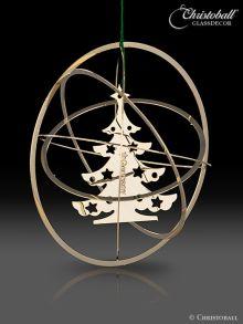 Metallkunst Weihnachtsbaum