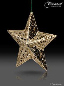 Metallkunst Ornament-Stern