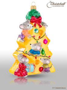 Mostowski Collection - Weihnachen bei Familie Maus