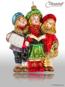 Weihnachtsfigur, Weihnachtsform - Weihnachtschor - viktorianisch