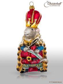 Weihnachtsfigur - Rattenkönig / Mäusekönig - Kollektion Nussknacker 1