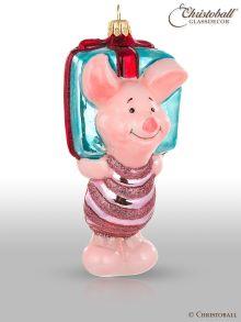 Walt Disney Kollektion - Christbaumform Winnie the Pooh Ferkel