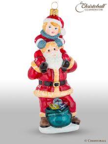 Mostowski Collection - Weihnachtsmann mit Neujahr
