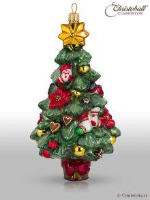 Weihnachtsform edle Tanne