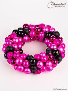 Pure Colour Kranz  Pink 1