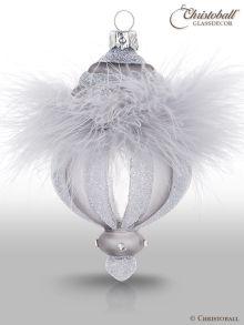 Pudre de Luxe Weihnachtsform Grau