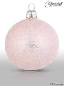 Christbaumkugel Stardust / Blossom Rosa