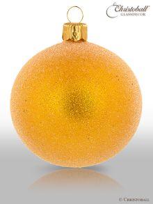 Stardust Weihnachtskugel Sunny Gold