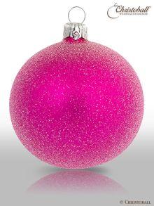 Stardust Weihnachtskugel Pretty Pink