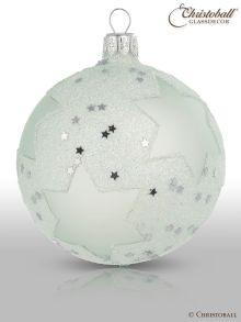 Stars & Sternchen Christbaumkugeln Icy-Mint