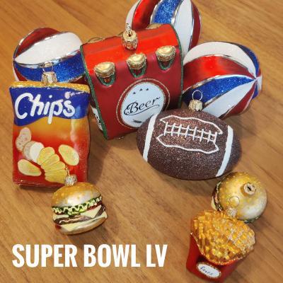 Aktion zum Endspiel am 07.02.21 Super Bowl LV