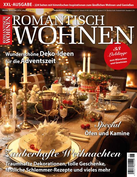 Christoball News - Romantisch Wohnen - Ausgabe 06-2016